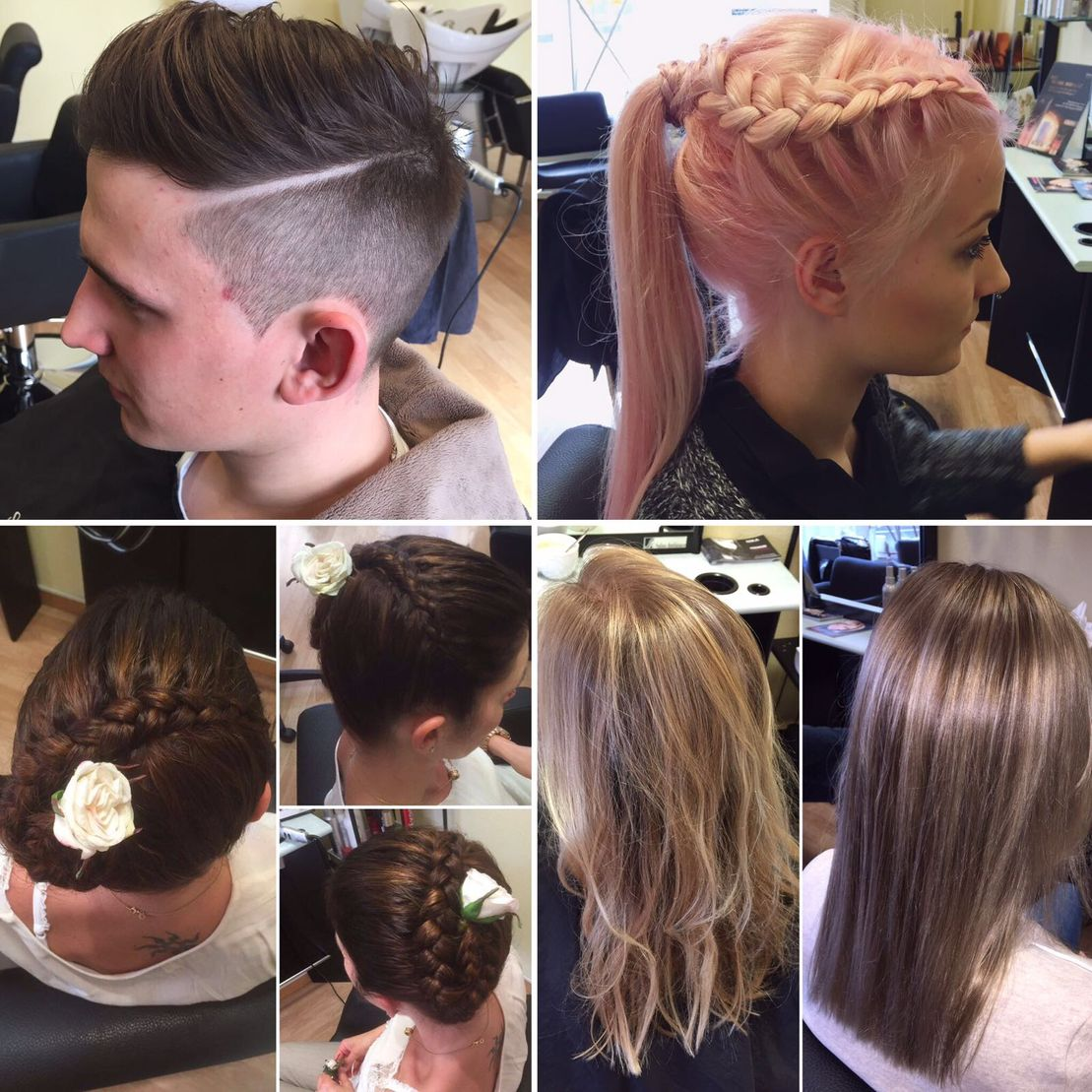 Hairstyling - Art Coiffeur